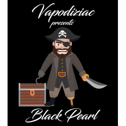 Black Pearl - VAPODIZIAC | 10ml
