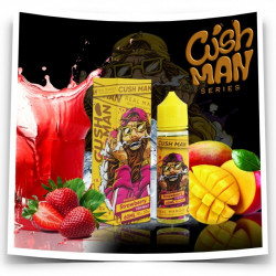 "Mango Strawberry (arômes boostés) - Cushman Series ""Low Mint"" - Nasty Juice 