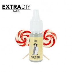 Concentré e-liquide ExtraDiy God Pepper Mint