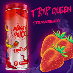 "Trap Queen (Arômes Boostés) - Sunny Fruity Series ""Low Mint"" - Nasty Juice 