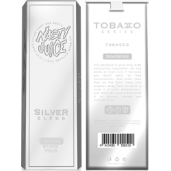 E-liquide Silver Blend - Tobacco Series - Nasty Juice | 50ml