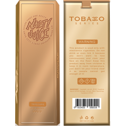 E-Liquide Bronze Blend - Tobacco Series - Nasty Juice | 50ml