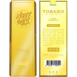 E-Liquide Gold Blend - tobacco Series - Nasty Juice | 50ml