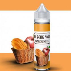 E-Liquide Madeleine Pomme - Shortfill Format - La bonne vape | 50ml