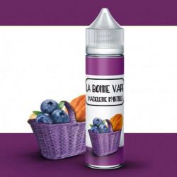 E-Liquide Madeleine Myrtille - Shortfill Format - La bonne vape | 50ml