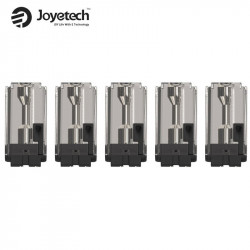 Cartouches Exceed Grip Pod - Joyetech | Pack x5