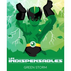 E-Liquide Green Storm - Les indispensables by Le French Liquide | 10ml
