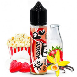 E-Liquide La sauce PC - Shortfill format + Goodies - Vape Institut | 50ml