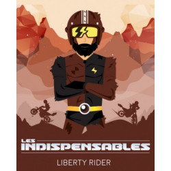 E-Liquide Liberty Rider - Les indispensables by Le French Liquide | 10ml