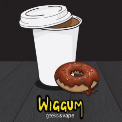 E-Liquide Wiggum - Shortfill Format - Geeks&vape | 50ml