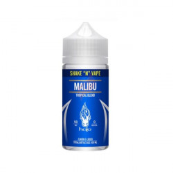 Eliquide Malibu - Shortfill format - Halo | 50 in 100ml