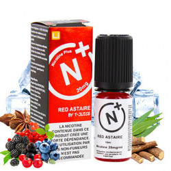 E-liquide Red Astaire - Sels de nicotine - T-Juice | 10ml