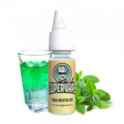 Concentré DIY - Soda menthe bio - Supervape | 10ml