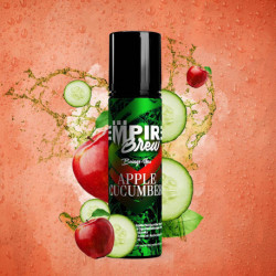 E-liquide Apple Cucumber - Shortfill format - Empire Brew by Vape Empire | 50ml
