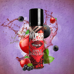 E-liquide Apple Blackcurrant - Shortfill format - Empire Brew by Vape Empire | 50ml