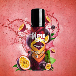 E-liquide Passion fruit - Shortfill format - Empire Brew by Vape Empire | 50ml