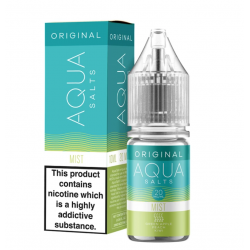 E-liquide Mist - Sels de nicotine - AQUA by Marina Vape | 10ml