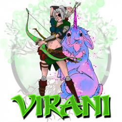 E-liquide Virani - Shortfill format - Vape Clans by Geeks & Vape | 50ml