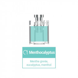 Pods Mentho-calyptus pour Slym Aspire - So Fifty Alfaliquid | 1,8ml x3
