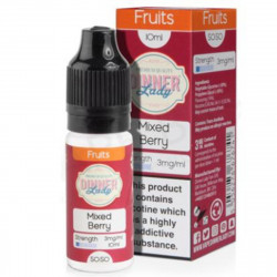 E-liquide Mixed Berry - Dinner Lady | 10ml