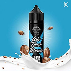 E-liquide Ask your Mama - Shortfill format - Fcukin Flava | 50ml