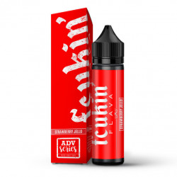 E-liquide Strawberry Jello - Shortfill format - Low Menthol by Fcukin Flava | 50ml