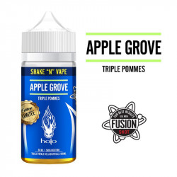 E-liquide Apple Grove - Shortfill format - Halo | 50 in 100ml