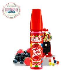 E-liquide Sweet Fusion - Shortfill format - Tuck Shop by Dinner Lady | 50ml