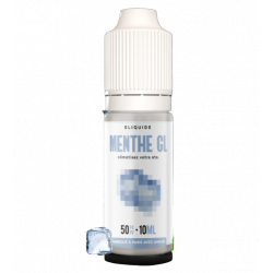 E-liquide Menthe GL - Sels de nicotine - Prime by the Fuu | 10ml