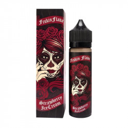 E-liquide Strawberry Ice Cream - Shortfill format - LOD by Fcukin Flava | 50ml