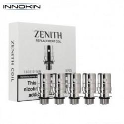Résistances Zenith & Zlide - Innokin | Pack x5