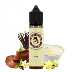 E-Liquide Don Cristo Custard - Shortfill Format - PGVG Labs | 50ml