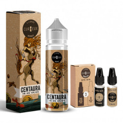 E-Liquide Centaura - Shortfill Format - Edition Astrale By Curieux | 40ml