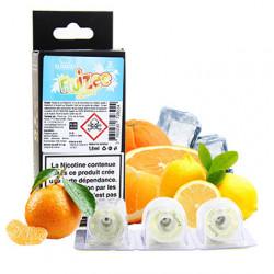 Pods Sunny pour Slym Aspire - Sels de nicotine - Fruizee by Eliquid France| 1,8ml x3