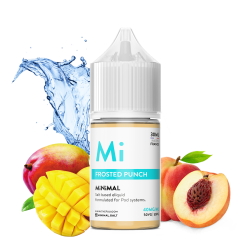 E-Liquide Frosted Punch - Sels de Nicotine - Minimal By The FUU | 30ml