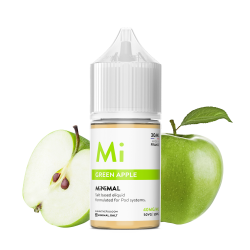 E-Liquide Green Apple - Sels de Nicotine - Minimal By The FUU | 30ml