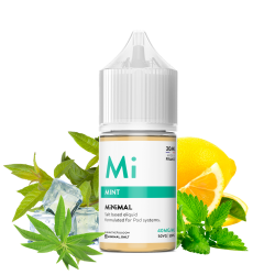 E-Liquide Mint - Sels de Nicotine - Minimal By The FUU| 30ml