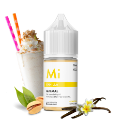 E-Liquide Vanilla - Sels de Nicotine - Minimal By The FUU | 30ml