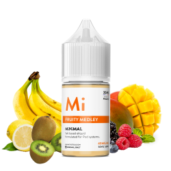 E-Liquide Fruity Medley - Sels de Nicotine - Minimal By The FUU | 30ml