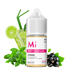 E-Liquide Berry Lemonade - Sels de Nicotine - Minimal By The FUU | 30ml