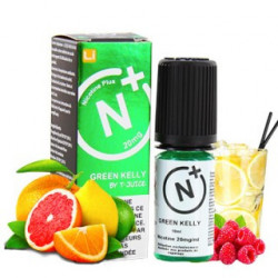 E-Liquide Green kelly - Sels de nicotine - T-juice | 10ml