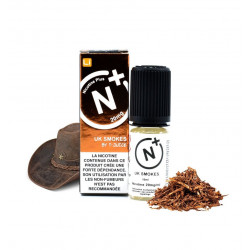 E-Liquide UK Smokes - Sels de nicotine - T-juice | 10ml