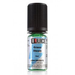 Concentré DIY Green Steam - T-juice | 10ml et 30ml