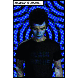 E-liquide Black N Blue - Shortfill format - T-Juice | 50ml