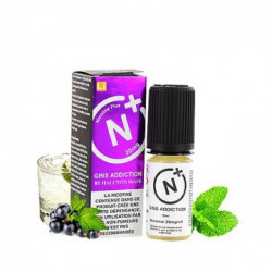 E-Liquide Gins Addiction - Sels de nicotine - Halcyon Haze by T-juice | 10ml