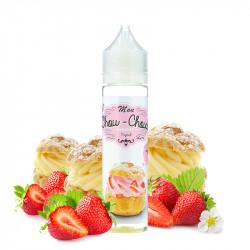 E-liquide A la fraise - Shortfill format - Mon chou-choux | 50ml