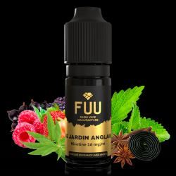E-Liquide Le Jardin Anglais - Gamme Gold - The FUU |10ml