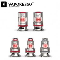 Résistances GTX - Vaporesso | Pack x5