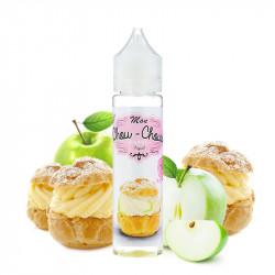 E-liquide A la pomme - Shortfill format - Mon chou-choux | 50ml