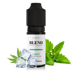 E-Liquide Light Menthe - Sels de Nicotine - Menthol Blend By The Fuu | 10ml